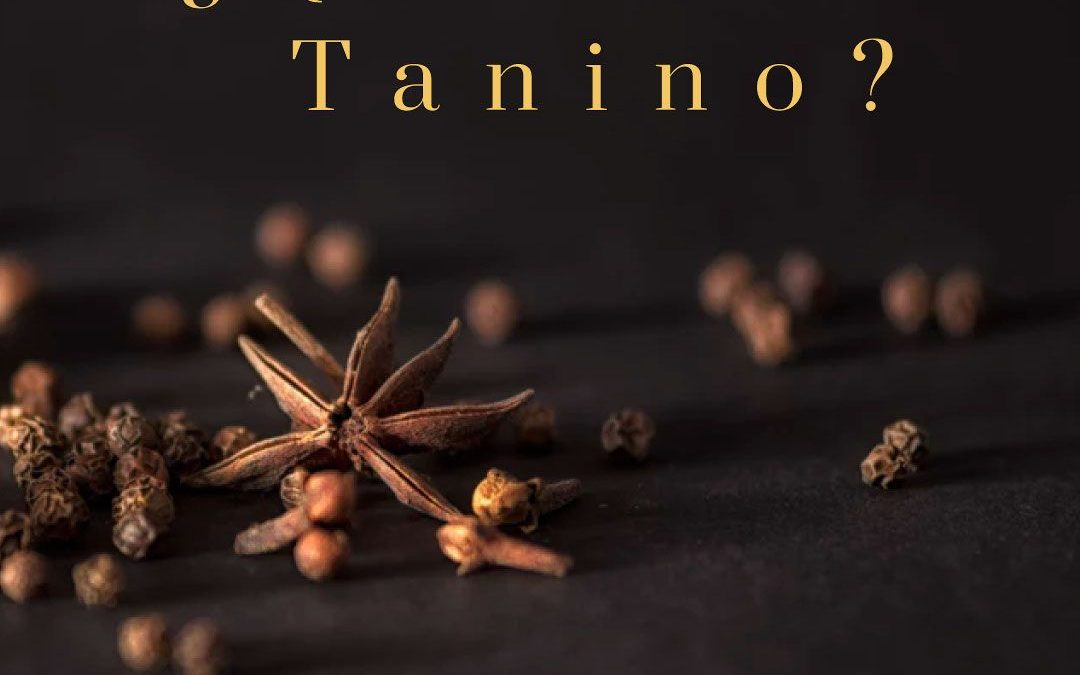 ¿Qué es el Tanino?
