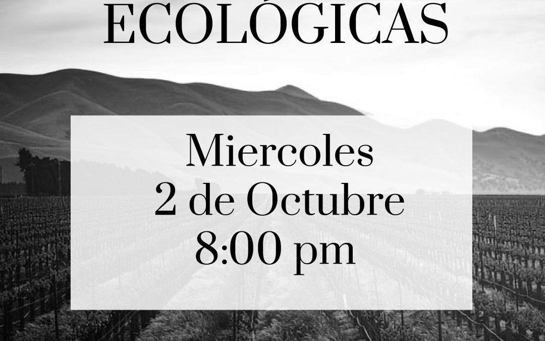 Cata Ecologica 2 de octubre